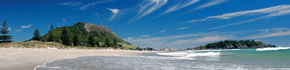 Tauranga and Pacific Coast