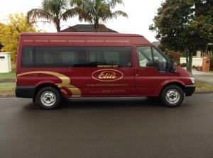 Luxury 13 Seat Ford Mini Coach